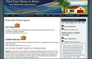 Boise, Idaho Realtors