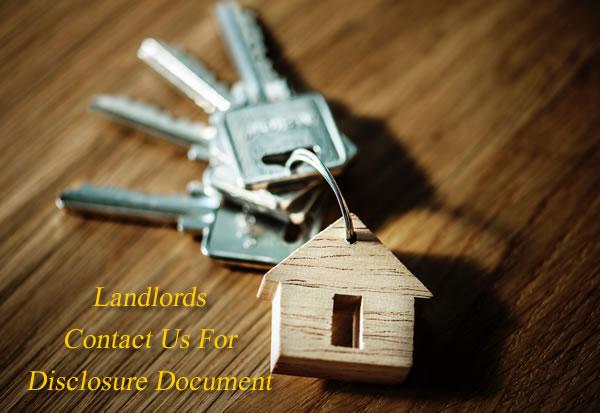 landlord disclosure document