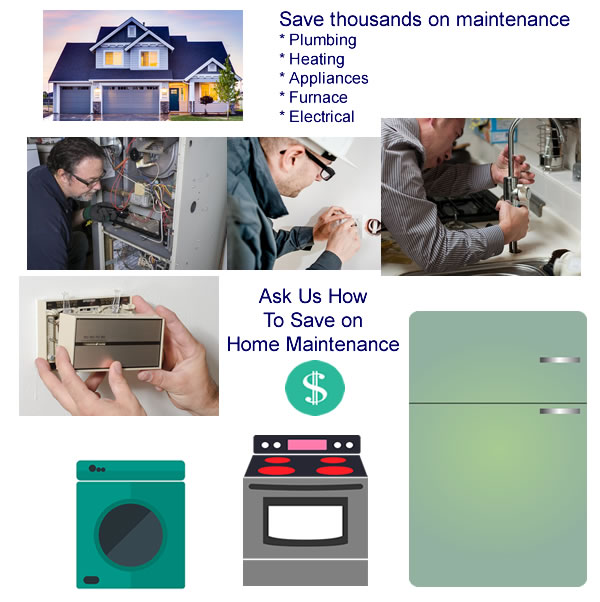Save thousands on home maintenance
