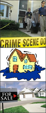 Buying a home - avoid crime areas, flood zones, bad resale value